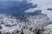 Greenland Glaciers — Stock Photo