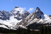 Mount Athabasca. Rocky Mountains. Canada — Stock Photo