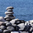 Stones in balance — Stock Photo