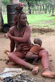 Himbas — Stock Photo