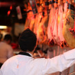 Jamon in Spain — Stock Photo