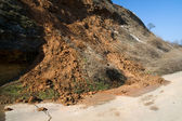 Landslide. — Stock Photo