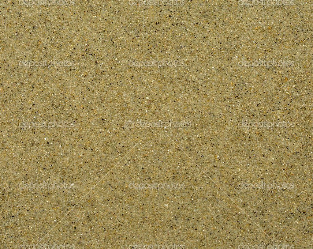Sand after rain. — Stock Photo #9315239