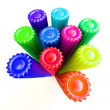 Bright markers — Stock Photo #9717748