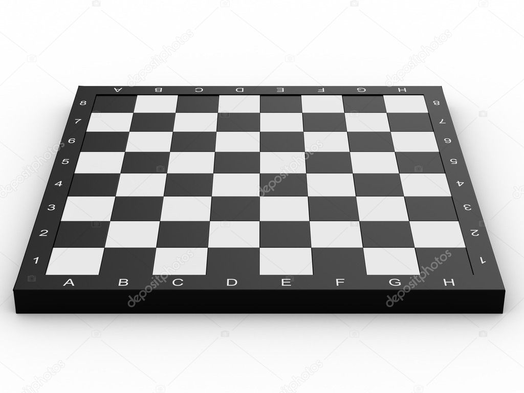 Tabuleiro de Xadrez | Elo7