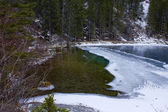 Grassi Lake — Stock Photo