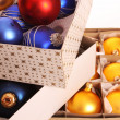 Baubles for christmas — Stock Photo #8061521