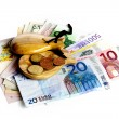 Financial crisis in Spain — Stock Photo #9556728