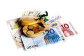 Financial crisis in Spain — Stock Photo