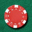 Stock Photo: Poker chip