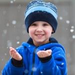 Smiling boy — Stock Photo #8652542