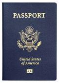 我们的护照 — 图库照片