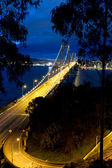 Bay Bridge — Stockfoto
