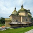 Постер, плакат: Old wood church XVII XVIII