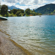 Alpine summer lake view — Stock Photo #10149481