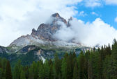 Dolomites mountain summer view — Stock Photo