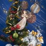 Christmas composition — Stock Photo #7982217