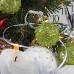 Christmas composition — Stock Photo #7982363