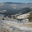 Stock Photo: Winter mount panoram (2)