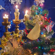 Royalty-Free Stock Photo: Christmas composition (11)