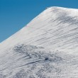 Winter mount top — Stock Photo #7995490