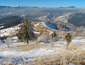 Winter landscape (11) — Foto de Stock