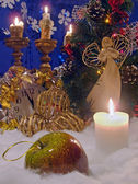 Christmas composition (10) — Stock fotografie