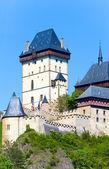 Karlstejn Castle in Czech Republic — Stock Photo