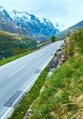 Widoki na alpy lato — Zdjęcie stockowe