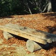 Wood bench — Stock Photo #8098328