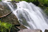 Mountain waterfall — Foto de Stock