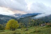 Daybreak in mountain — Stock Photo