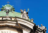 Dominican cathedral in Lviv — Stock Photo