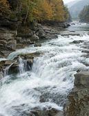 Mountain river — Stock Photo