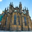St. Vitus Cathedral , Prague, Czech Republic — Photo