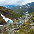 Alps summer view — Stock Photo
