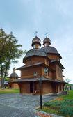 Krekhiv (Ukraine) monastery — Stock Photo