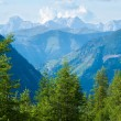 Stock Photo: Alps summer view