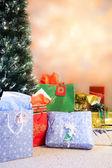 Mañana de navidad — Foto de Stock