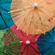 Drink Parasols - Stock Photo