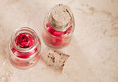 Rose potion — Stock Photo