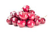 Bunch of cherries — Foto de Stock