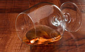 Brandy Snifter — Stock Photo