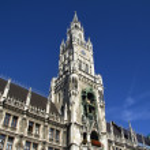 Neues Rathaus Munich — Stock Photo
