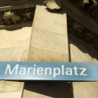 Marienplatz — Stock Photo