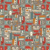 Seamless pattern - ñity — Cтоковый вектор