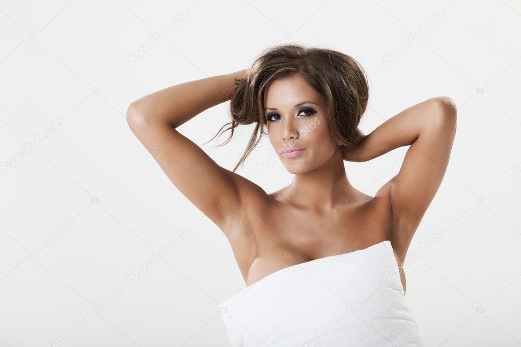 Gorgeous brunette pics