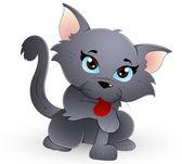 Chat mignon — Vecteur