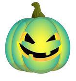 Horror Pumpkin — Stock Vector