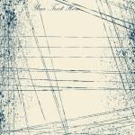 Vintage Line Grunge Background — Stock Vector #7985407